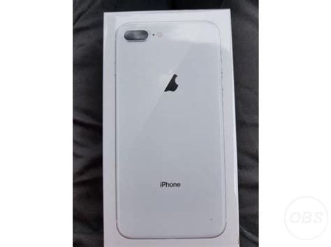 cheap new apple iphone 8 plus 256gb silver for sale in the uk mobile phones south y