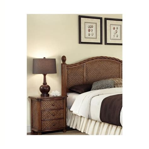 headboard and nightstand set hawthorne collections king panel headboard and nightstand