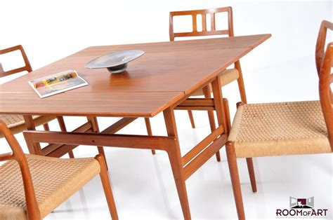 Sofa With Dining Table by Kristiansen Sofa Dining Table In Teak Room Of