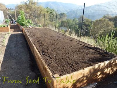 Cubic Yards To Tons Soil From Seed To Table Three Filled One To Go