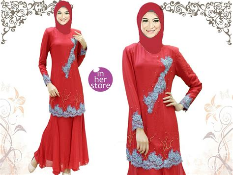 Baju Muslim Mutif Malaysia baju gamis malaysia