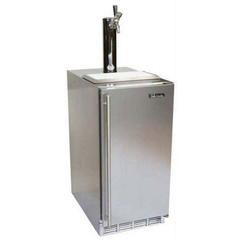 Custom Kegerator Cabinet by Perlick Hp15ts 2l 3 2 Cu Ft Capacity Left Hinge