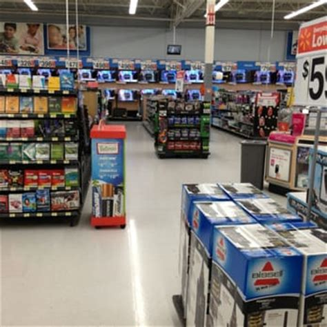 walmart electronics section walmart supercenter 12 photos department stores