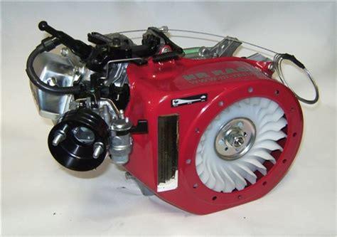 Engine Qma Usac Gx120 Stage 1