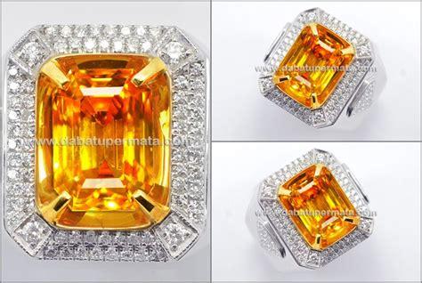 Yellow Safir Memo Lab 8 1000 images about sapphire gemstone batu safir on blue sapphire sapphire