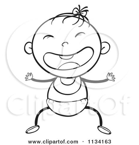 coloring page of crying baby baby crying coloring coloring pages