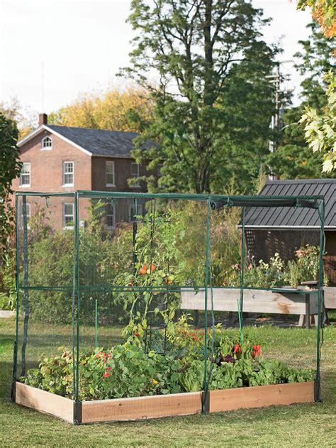 pest  garden complete kit  crop cage gardenerscom