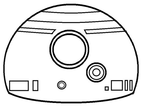Bb8 Drawing Outline by Silly Time Crafts Projects And Activities For Librarians And Parents Wars Reads Day