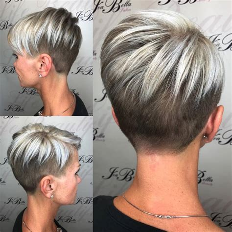 hairstyles with cut 40 cute short haircuts for short hair updated for 2018