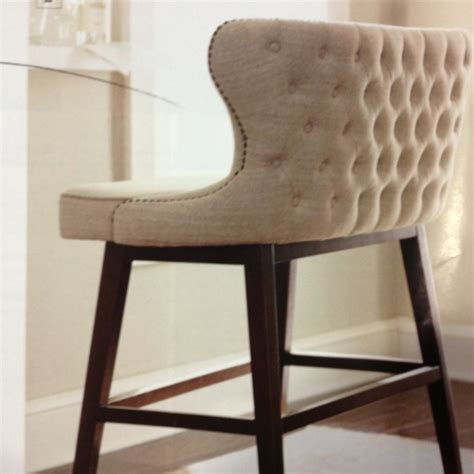Tufted Bar Stool by Stools Design Awesome Tufted Barstool Tufted Swivel Bar