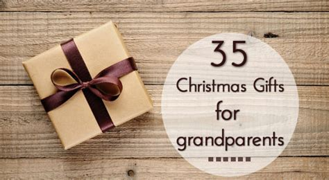 christmas gifts for soon to be grandparents 35 gifts for grandparents gifts
