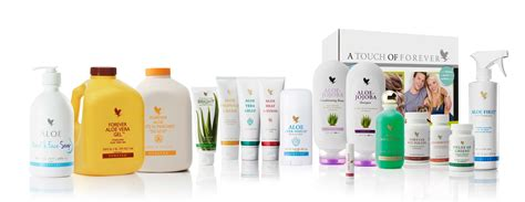 For Forever forever living products california aloe vera products