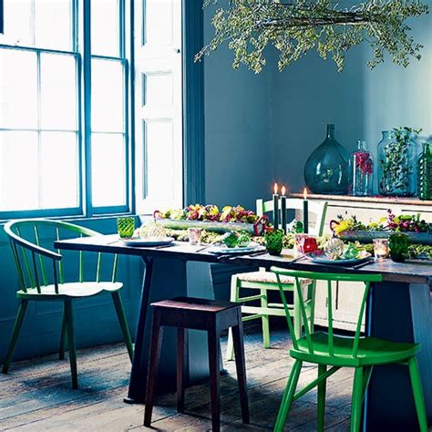teal dining room teal and green christmas dining room decorating