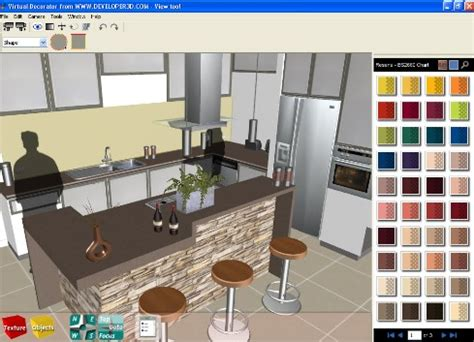 Online Virtual Kitchen Designer by How To Design Your Own Kitchen Property Information