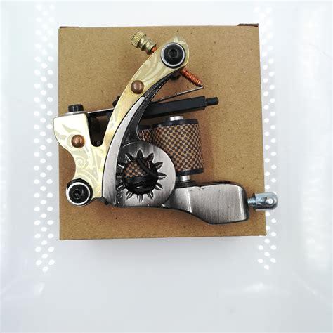 the trinity combo custom iron tattoo machine liner and cast iron tattoo machines