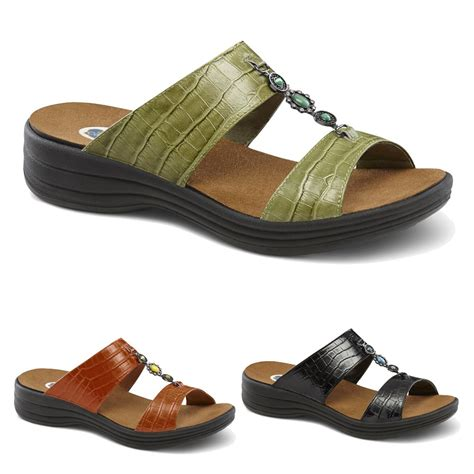 comfort sandals dr comfort sharon medium wide sandals the finest