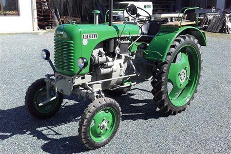 Traktor Oldtimer Lackieren by Timer