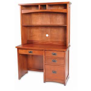 Mission Desk With Hutch Mission Youth Student Desk Hutch Mis D448h Tradewins Furniture