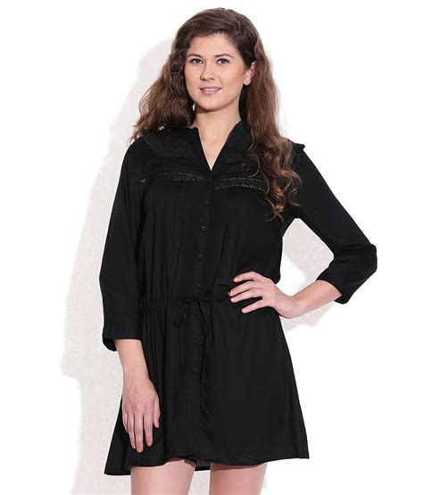Kaos Oblong Swan Brand Size 38 american swan black viscose dresses buy american swan black viscose dresses at best