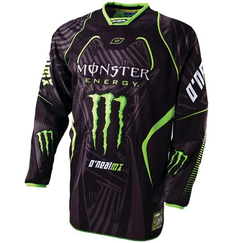 motocross gear monster oneal 2011 hardwear ricky dietrich monster energy mx race