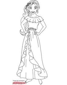 elena avalor printable coloring elena avalor coloring coloring pages