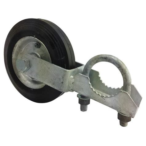 swing gate wheel kodiak kgw200u swing gate wheel for chain link gates