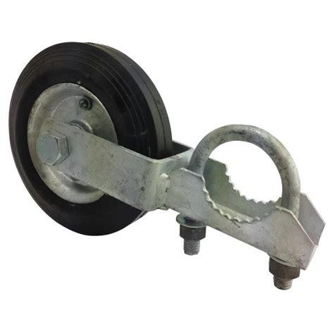 swing wheel kodiak kgw200u swing gate wheel for chain link gates