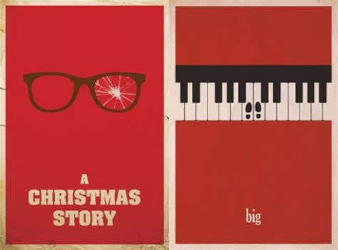 13 modern minimalist movie posters by matt owen | urbanist