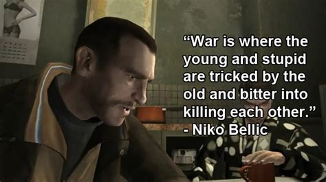 Niko And Meme - niko from gta said it best funny pictures quotes