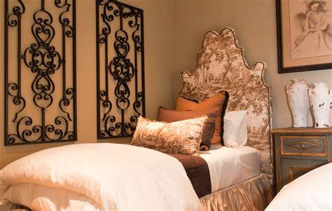 headboard wall decor ideas for bedroom guest room staggering iron wall decor decorating ideas images in