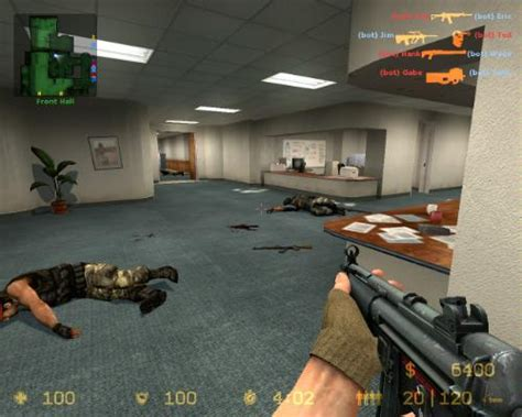 counter strike source  spec gaming