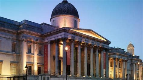 the national national gallery sightseeing visitlondon