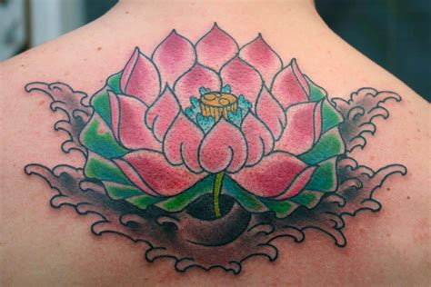 lotus flower tattoo designs for men lotus flower tattoos for ideas and inspiration for guys