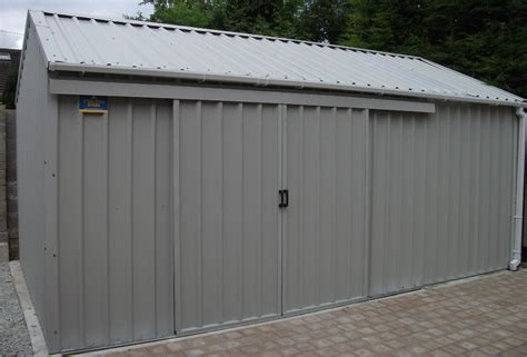 Insulated Garden Sheds by Steel Sheds Insulated Steel Sheds Steel Garden Sheds