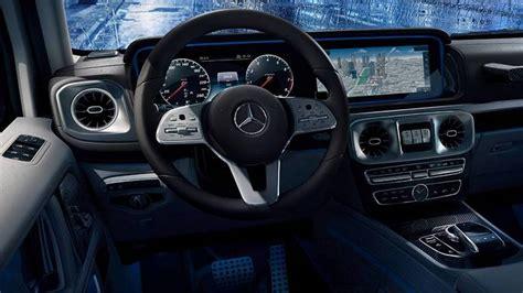 mercedes g class interior 2019 mercedes g class interior photo
