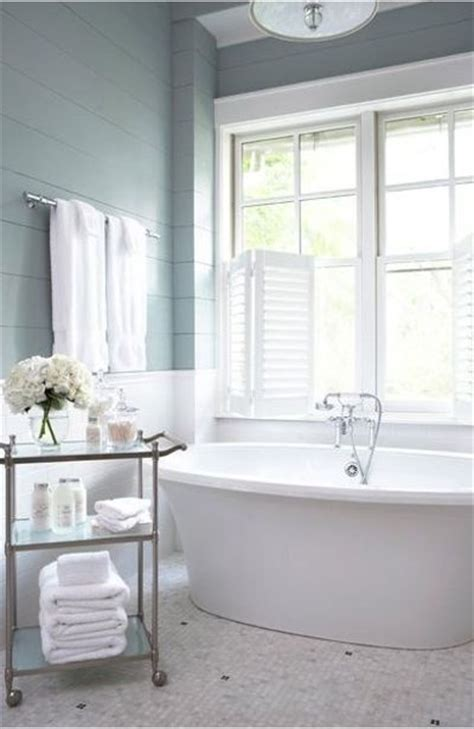 Painting Wood In Bathroom paint wood paneling in bathrooms and add tile wainscoting