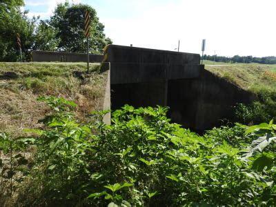 bridgehunter.com | ky 140 over two mile creek