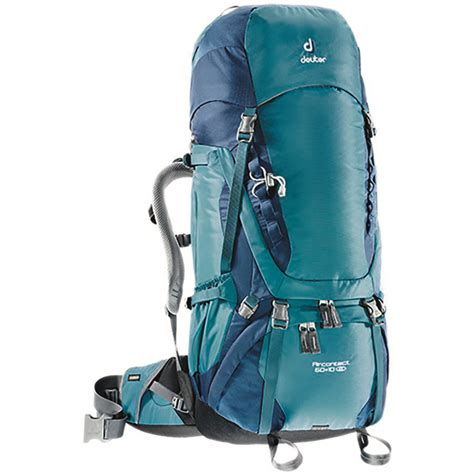 Deuter Aircontact 4510 deuter aircontact 60 10 sl backpack s 3660cu in backcountry