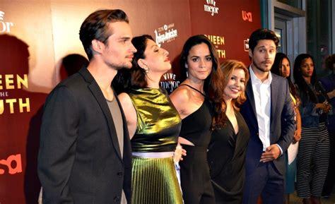 queen   south series alice braga cast talk la reina del sur adaptation