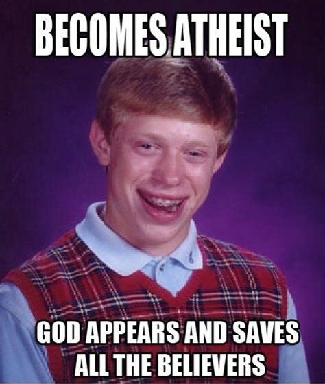 Unlucky Brian Meme - the gallery for gt unlucky brian now