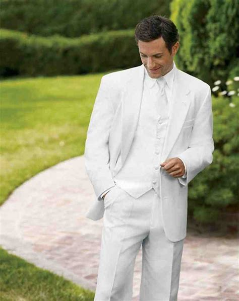 Wedding White by All White Tuxedos For Weddings Wedding And Bridal