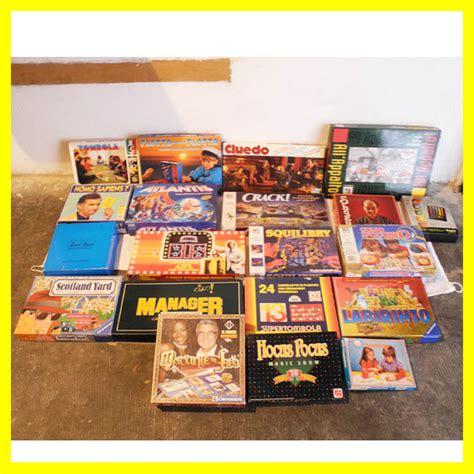 giochi da tavolo anni 80 90 giochi in scatola e giochi da tavolo vintage anni 80