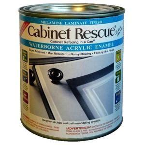 cabinet rescue 31 oz melamine laminate finish paint dt43