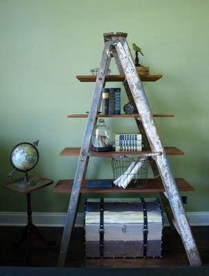 8 awesome diy bookshelves