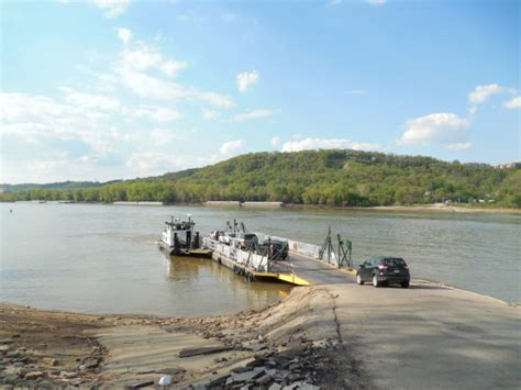 ferry boat rides in kentucky anderson ferry is best ferry boat ride in cincinnati