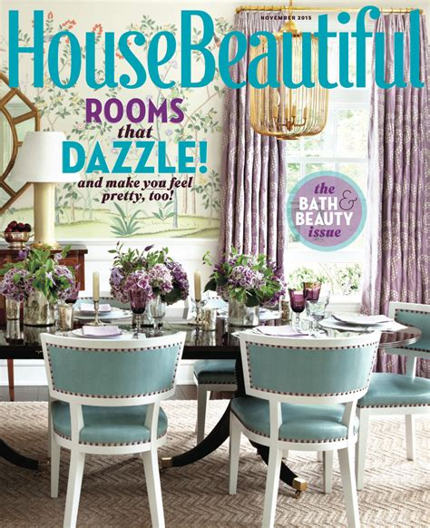 beautiful home design magazines house beautiful design for all the senses