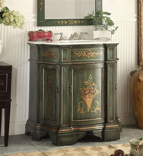 Antique Bathroom Furniture Antique Bathroom Vanities Bathroom Vanity Styles