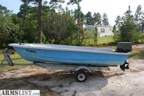 14 ft fishing boat for sale armslist for sale trade 14 ft fiberglass fishing boat
