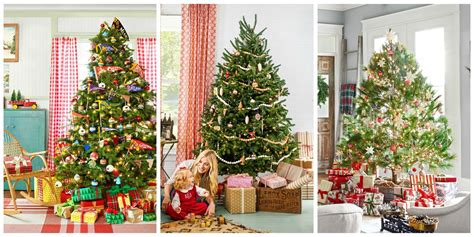how to decorate a country tree 60 best tree decorating ideas how to decorate