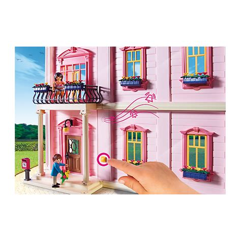 playmobil dolls house playmobil 5303 romantic doll house